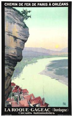1929 La Roque Cageac 01