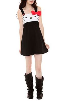 This just screams Abby. If it goes on sale, it's her next birthday present.    $46.60 at Hot Topic