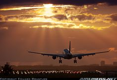 Airbus A330-323X aircraft
