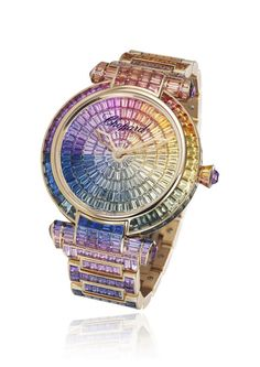 Crown the hours with these regal high jewellery watches from Chopard, Breguet and Cartier. Stylish Watches, Luxury Watches, Unique Watches, Cheap Watches, High Jewelry, Jewelry Stores, Army Watches, Watches For Men, Nixon Watches