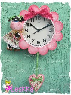 Relógio Vaquinha!