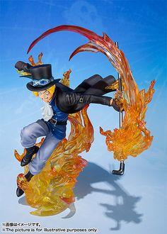 Figuarts ZERO 超激戰-EXTRA BATTLE-《航海王》 繼承燒燒果實「火拳」能力的 薩波!フィギュアーツZERO 超激戦EXTRA BATTLE サボ -火拳- | 玩具人Toy People News