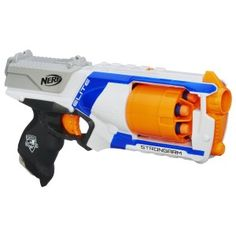 Nerf© N-Strike Elite Strong-arm Blaster , as low as $6.39 + FREE in store Pickup!! Calicouponchick.Net