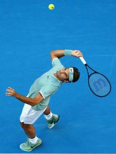Roger Federer Hopman Cup January 2017