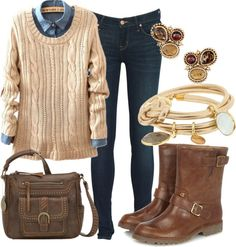 """School Girl"" by theccnetwork on Polyvore"