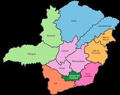 Folha do Sul - Blog do Paulão no ar desde 15/4/2012: IBGE: MG tem 20,8 mi de habitantes