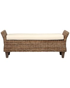 You need to see this East At Main's Collins Grey Abaca Bench on Rue La La.  Get in and shop (quickly!): http://www.ruelala.com/boutique/product/100687/30016298?inv=bjoyner16&aid=6191