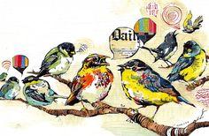 Jacqui Oakley illustrations