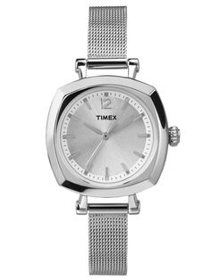TIMEX CITY COLLECTION | TW2P62900 Timex Watches, Women's Watches, Women Accessories, Jewelry Accessories, Gold Watches Women, Watches Online, Main Street, Stainless Steel, Lady
