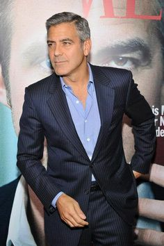 I just need one night of your time George Clooney
