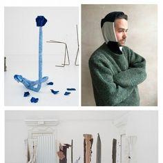 1st of 4 nominees #turnerprize 2016: Michael Dean #abstractart #visualarts