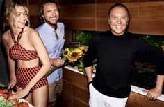 Michael Kors Takes Us Inside His Relaxed-Chic Beach House