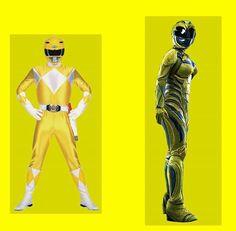 Yellow Ranger Power Rangers 2017, Go Go Power Rangers, Power Rangers Pictures, Batman Party, Mighty Morphin Power Rangers, Geek Culture, Cosplay, Nerd Stuff, Movies
