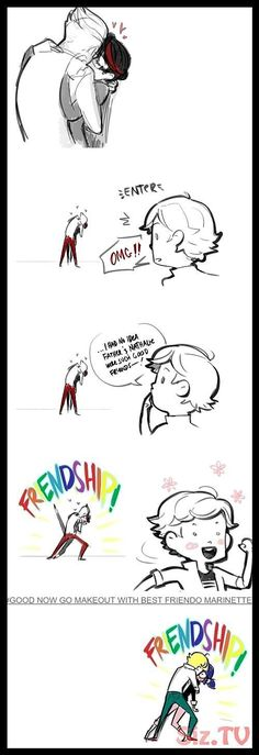 artgirllullaby said: You post about Gabriel and Natalie so much, I had a dream they were kissing in one episode behind a column to hide from Adrien an… – Best Friends Forever Comics Ladybug, Meraculous Ladybug, Miraculous Ladybug Fanfiction, Miraculous Ladybug Fan Art, Lady Bug, Marinette E Adrien, Les Miraculous, Mlb, Kids Shows