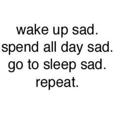 Sad, Sleep, Depression