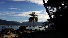 Praia do Aventureiro - Ilha grande - Rio de Janeiro - Brasil