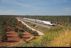 RailPictures.Net Photo: Renfe Bombardier-Talgo 102 at Sevilla, Spain by Jesus Portas