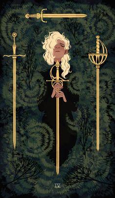 updlm. - sarakipin:   Four of Swords