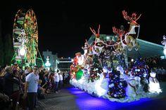Abertura do Natal de Pato Branco (PR).
