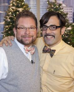 """See the """"Holiday Bow Ties"""" in our Christmas Sewing gallery"""