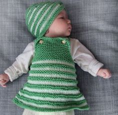73 Free Baby Knitting Patterns | There's no doubt about it - these are the best knitting patterns for baby.
