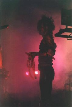 Ogre, Skinny Puppy (man, this is like Remission era!)