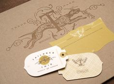 * Tailored Twig : Event Design // by Funnel_Eric Kass , via Behance