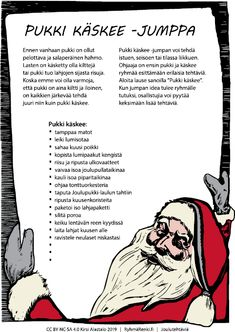 Joulutehtäviä -sivulla on tekemistä mm. pikkujoulukauden juhliin ja ryhmiin Christmas Games For Family, Christmas Crafts For Kids, Christmas Diy, Xmas, Penny Parker, Finnish Language, Childrens Yoga, Educational Activities For Kids, White Christmas