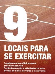 9º de 12 critérios para determinar um bom espaço público #CidadeParaPessoas