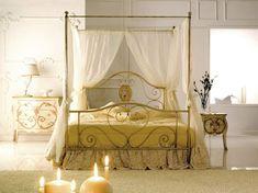 Letto A Baldacchino Economico.19 Fantastiche Immagini Su Letti Matrimoniali