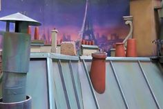 """Video: Imagineers introduce Ratatouille's """"crookedology"""" and other secrets Watering Can, Ratatouille, Trivia, The Secret, Holidays, Canning, Holidays Events, Quizes, Holiday"""