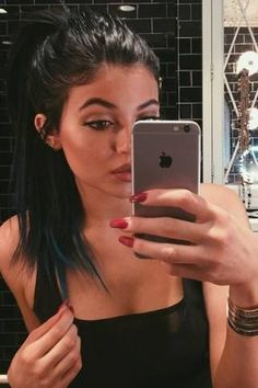 Kylie Jenner's nails, YES.