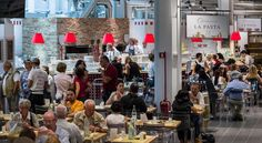 Eataly is simply beautiful. #newyorkcity #foodie