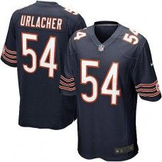 c9d4dcc6c Youth Nike Chicago Bears  54 Brian Urlacher Elite Team Color Blue Jersey   79.99 Julius Peppers