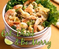 Great Marinated Shrimp and Artichokes recipe! Perfect for the last weekend of summer. Get the full recipe here http://www.star999.com/weblogs/eat-drink-be-merry/2012/aug/27/marinated-shrimp-and-artichokes/#
