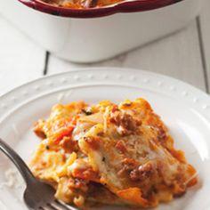 ... on Pinterest | Ravioli lasagna, Toasted ravioli and Baked ravioli