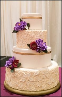 Quick Wedding Cakes