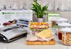 Cum sa pastrezi alimentele mai mult timp cu FoodSaver  Review