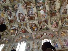 Roma: La Capilla Sixtina | HISTORIA Y TURISMO EN ROMA