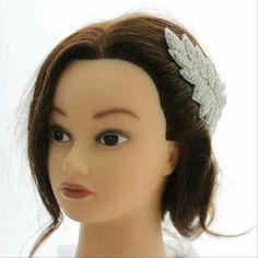 Bridal Hair Comb by Ceilidh Craft