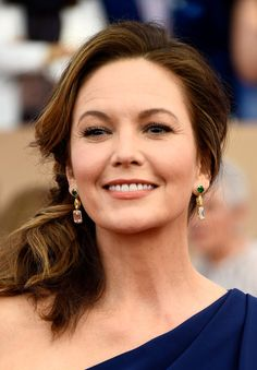 Diane Lane Photos - Actress Diane Lane attends the Annual Screen Actors Guild Awards at The Shrine Auditorium on January 2016 in Los Angeles, California. Diane Lane Actress, Aquarius, Barbi Benton, Woman Movie, My Fair Lady, Actrices Hollywood, Italian Girls, Famous Faces, Hollywood Actresses