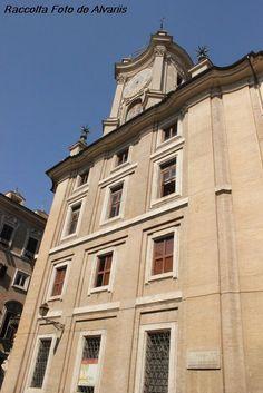2014 Oratorio di S. Filippo, l'orologio a