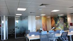 Pepsico's new head office in Reading. vividfinishes.co.uk