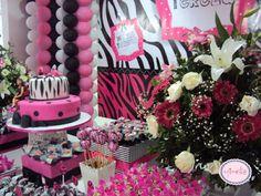 Mimoliê: Festa da Zebra Pink