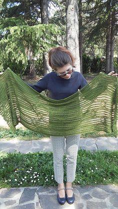 Ravelry: Volo di Farfalle pattern by Natalia Zablotskaya