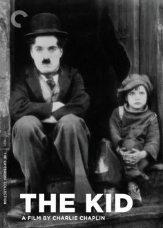 The Kid (1921) - Charlie Chaplin and adorable Jackie Coogan (Uncle Fester of TV's Addams Family. Really.)