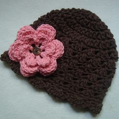 Crochet hats