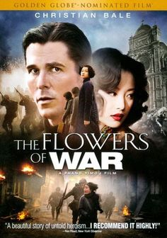 Available in: DVD.American John Miller (Christian Bale) seeks sanctuary in a Chinese cathedral during the 1937 Nanking Massacre, hiding out from Japanese Christian Bale, Nanjing, House Of Flying Daggers, Streaming Hd, Instant Video, Movies To Watch Online, Tv Series Online, Online Gratis, Salvia