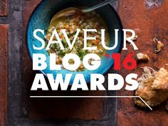 Vote for the finalists for Saveur Blog Awards 2016. Cast your ballots early and often, voting closes August 31!
