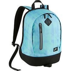 Nike Young Athletes Cheyenne Backpack School featuring polyvore fashion bags  backpacks blue school   day hiking backpacks padded bag nike backpack  rucksack ... ed836e46927e4